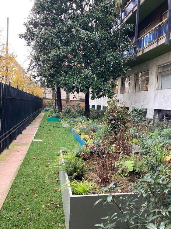 Piccole scoperte verdi a Milano