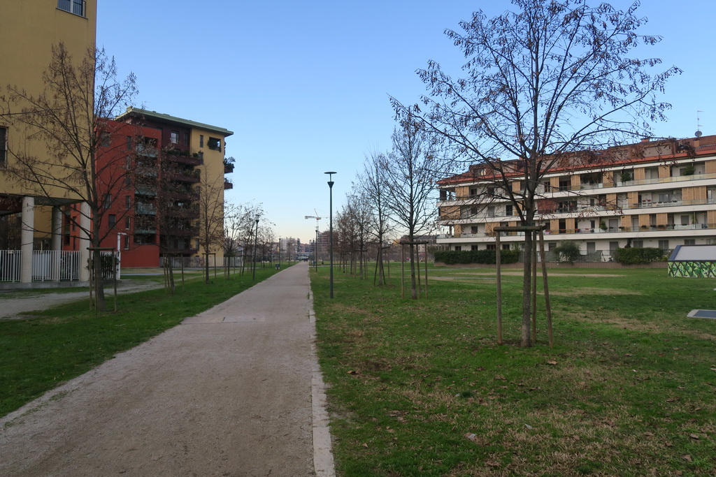 Il Parco Segantini, un'eccellenza a Milano