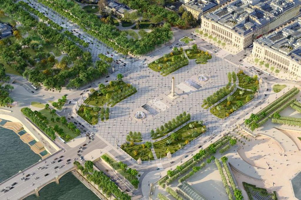 Un progetto ambizioso a Parigi