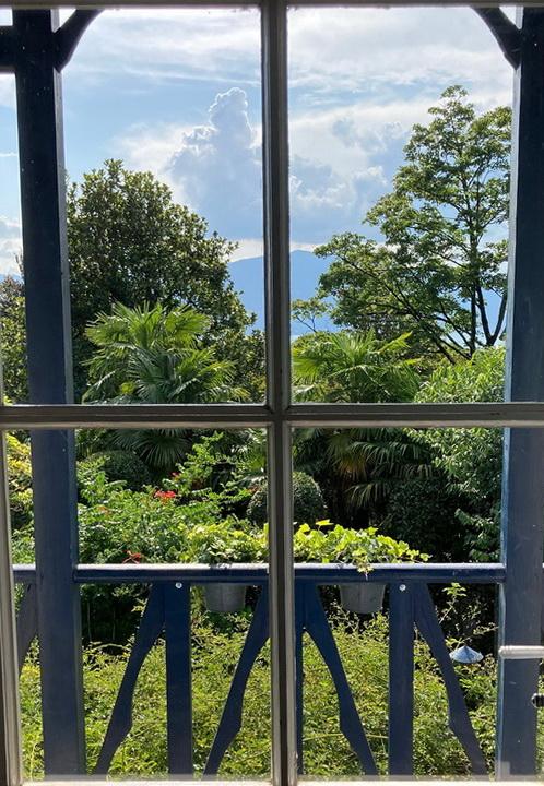 Luglio e agosto nel mio giardino a Laveno