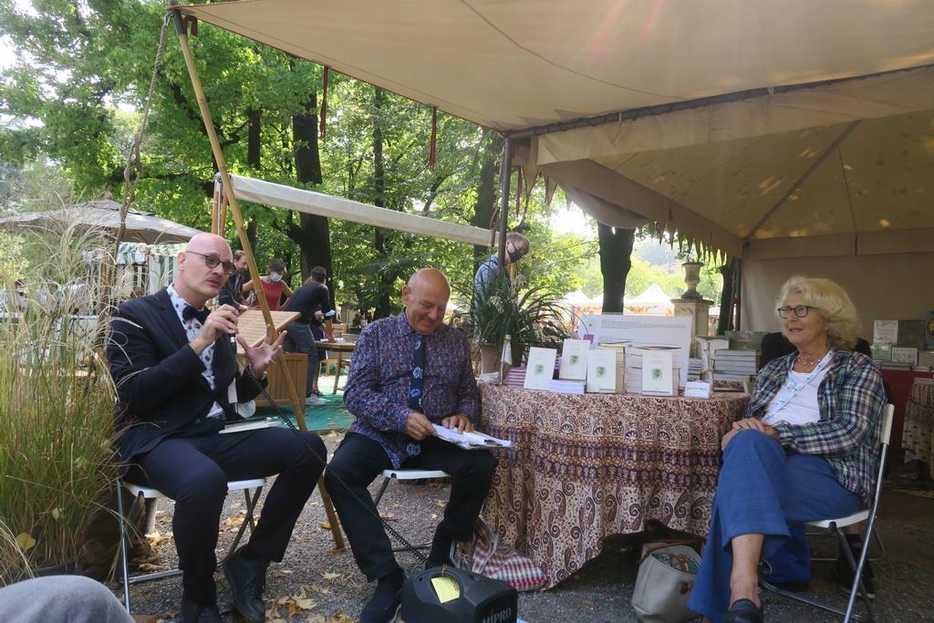 Il libro del mese presentato a Orticola: Natale Torre i giardini del sole di Gaetano Zoccali