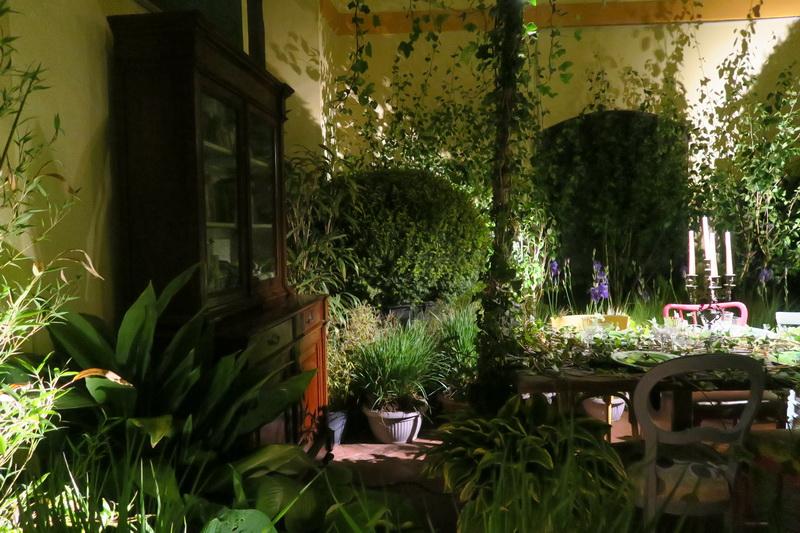 Garden festival al Castello Quistini di Rovato (Franciacorta)