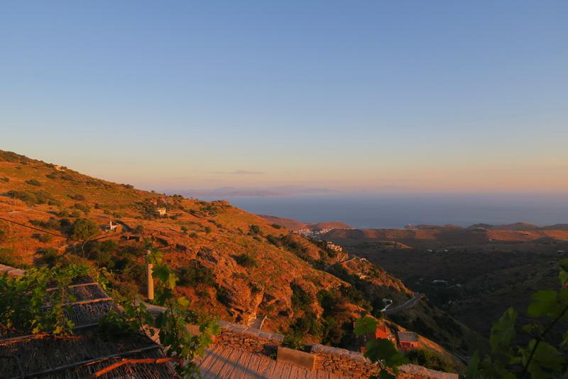 Isola di Kea, una ciclade vicinissima ad Atene