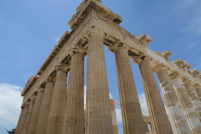 Grecia: ritorno ad Atene