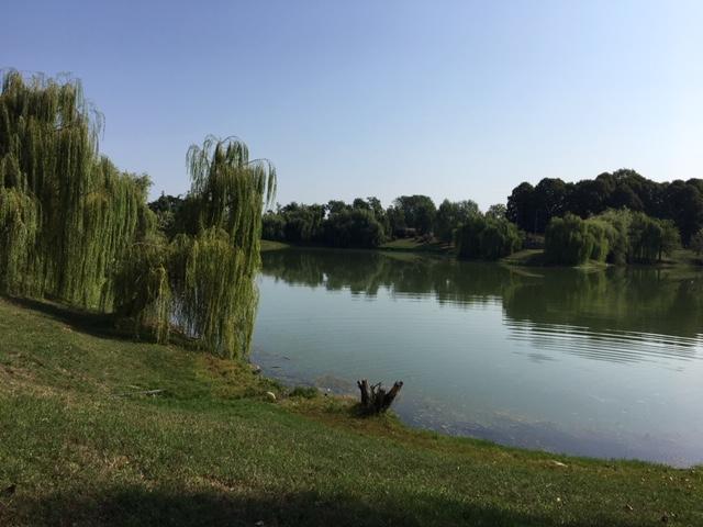 Passeggiando nel Parco Forlanini a Milano