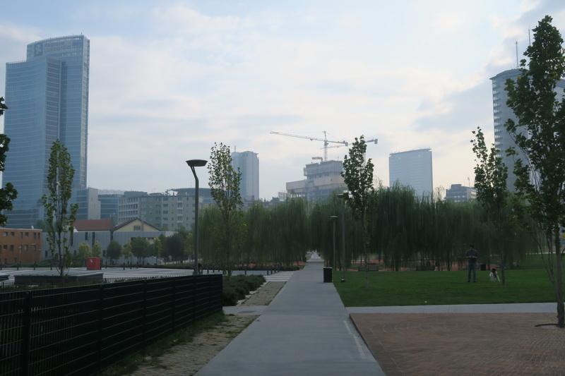 Ritorno alla Biblioteca degli alberi nuovo parco milanese